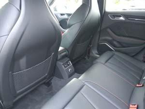 Foto Interiores (9) Audi Rs3-sportback Dos Volumenes 2017