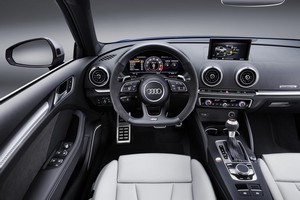 Foto Salpicadero Audi Rs3-sportback Dos Volumenes 2017