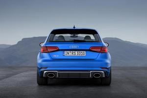 Foto Trasera Audi Rs3-sportback Dos Volumenes 2017