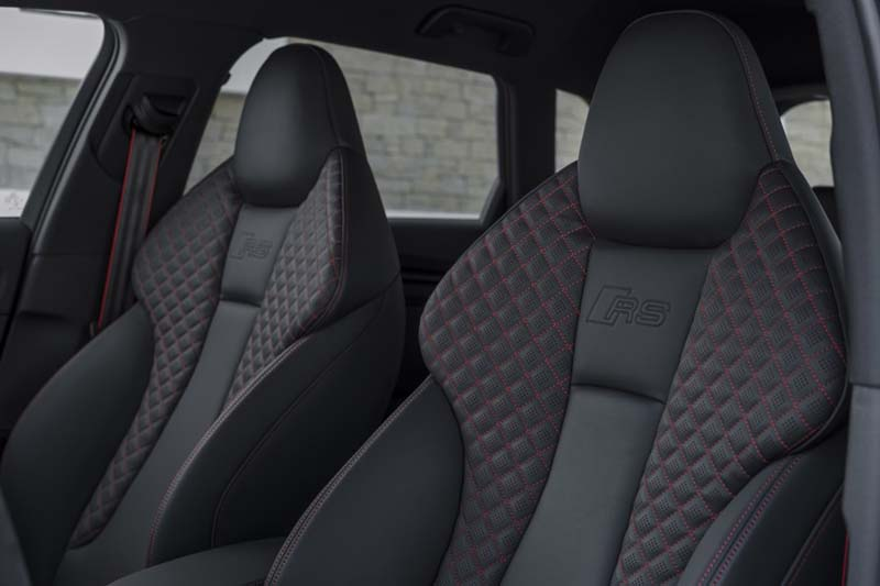 Foto Detalles (14) Audi Rs3-sportback Dos Volumenes 2017