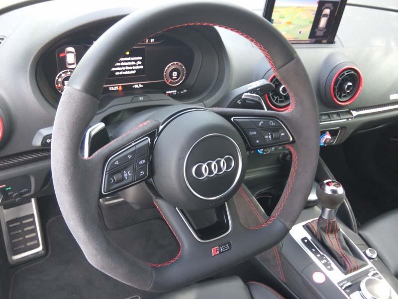 Foto Detalles (6) Audi Rs3-sportback Dos Volumenes 2017