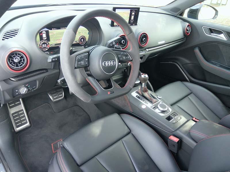 Foto Interiores (5) Audi Rs3-sportback Dos Volumenes 2017