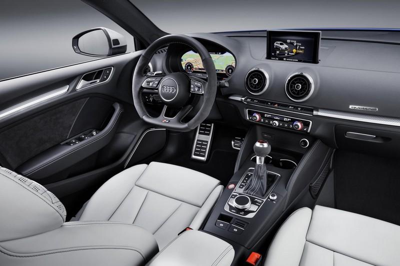 Foto Interiores 1 Audi Rs3-sportback Dos Volumenes 2017