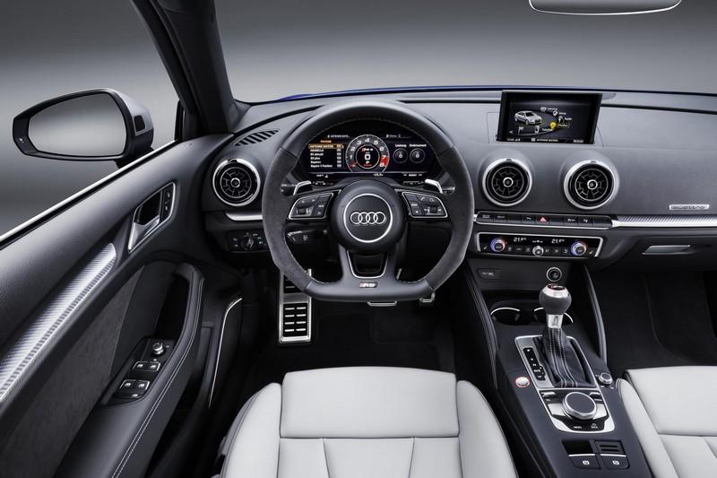 Foto Salpicadero Audi Rs3 Sportback Dos Volumenes 2017