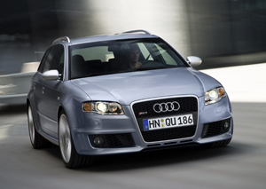 Foto Delantero Audi Rs4 Familiar 2008