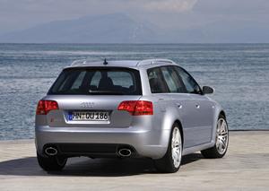 Foto Trasero Audi Rs4 Familiar 2008