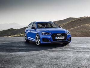Foto Delantera Audi Rs4-avant Familiar 2018