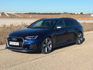 Foto Exteriores (10) Audi Rs4-avant Familiar 2018