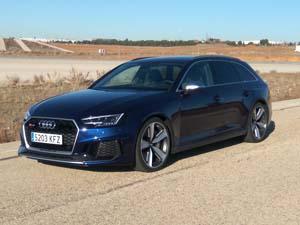 Foto Exteriores (11) Audi Rs4-avant Familiar 2018
