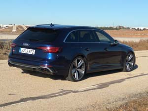 Foto Exteriores (13) Audi Rs4-avant Familiar 2018