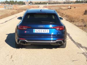 Foto Exteriores (14) Audi Rs4-avant Familiar 2018