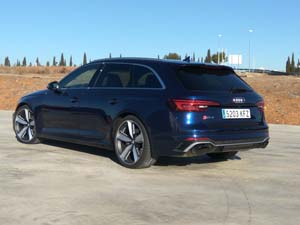 Foto Exteriores (17) Audi Rs4-avant Familiar 2018