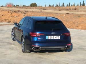 Foto Exteriores (18) Audi Rs4-avant Familiar 2018