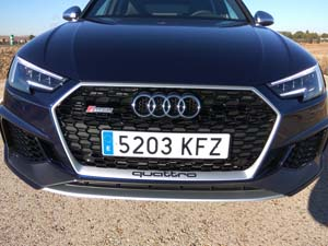 Foto Exteriores (2) Audi Rs4-avant Familiar 2018