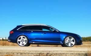 Foto Exteriores (21) Audi Rs4-avant Familiar 2018