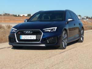 Foto Exteriores (23) Audi Rs4-avant Familiar 2018