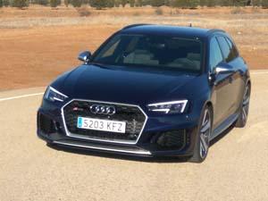 Foto Exteriores (3) Audi Rs4-avant Familiar 2018