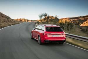 Foto Exteriores (30) Audi Rs4-avant Familiar 2018
