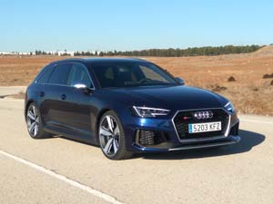 Foto Exteriores (4) Audi Rs4-avant Familiar 2018