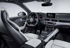 Foto Interiores (1) Audi Rs4-avant Familiar 2018
