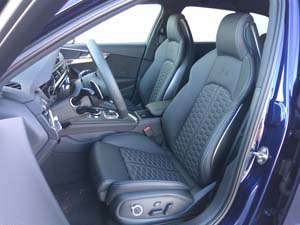 Foto Interiores (5) Audi Rs4-avant Familiar 2018
