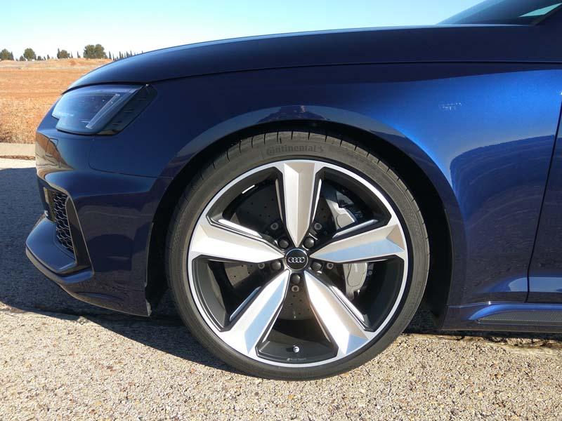 Foto Detalles Audi Rs4 Avant Familiar 2018