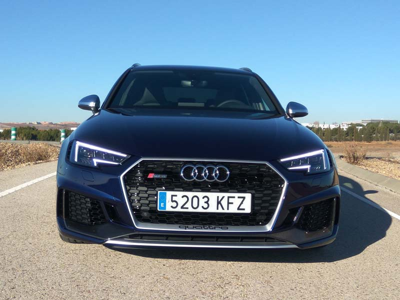 Foto Exteriores (1) Audi Rs4-avant Familiar 2018