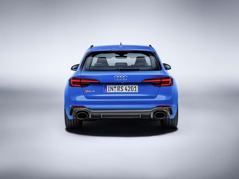 Foto Exteriores (24) Audi Rs4-avant Familiar 2018