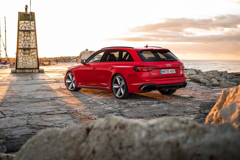Foto Exteriores (27) Audi Rs4-avant Familiar 2018
