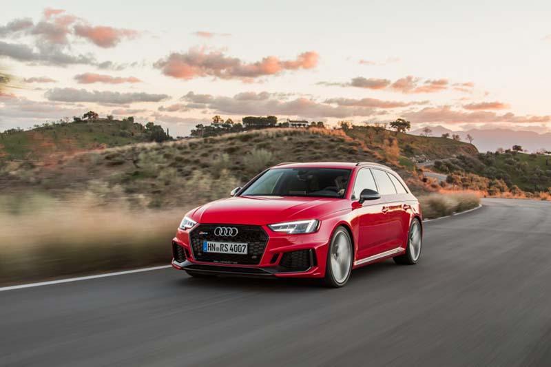 Foto Exteriores (32) Audi Rs4-avant Familiar 2018