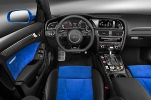 Foto Salpicadero Audi Rs4-avant-nogaro Familiar 2014