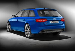Foto Trasera Audi Rs4-avant-nogaro Familiar 2014