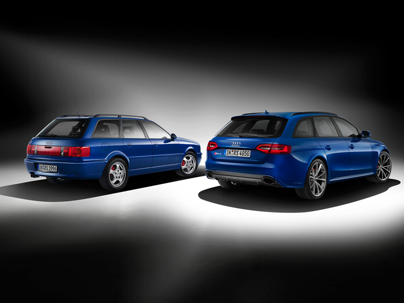 RS 4 Avant Nogaro selection 2014