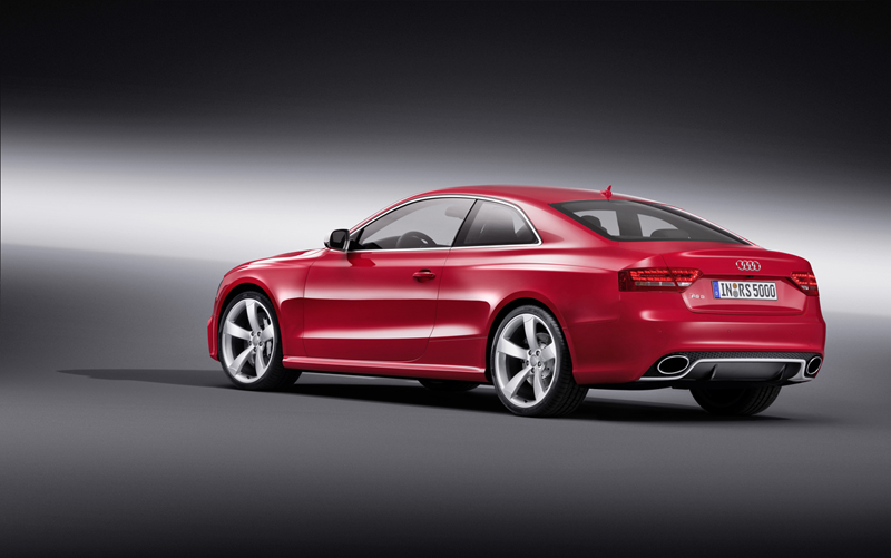Foto Exteriores Audi Rs5 Cupe 2010