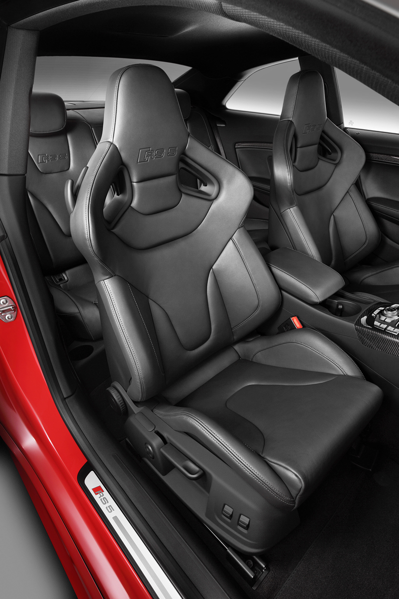 Foto Interiores Audi Rs5 Cupe 2010
