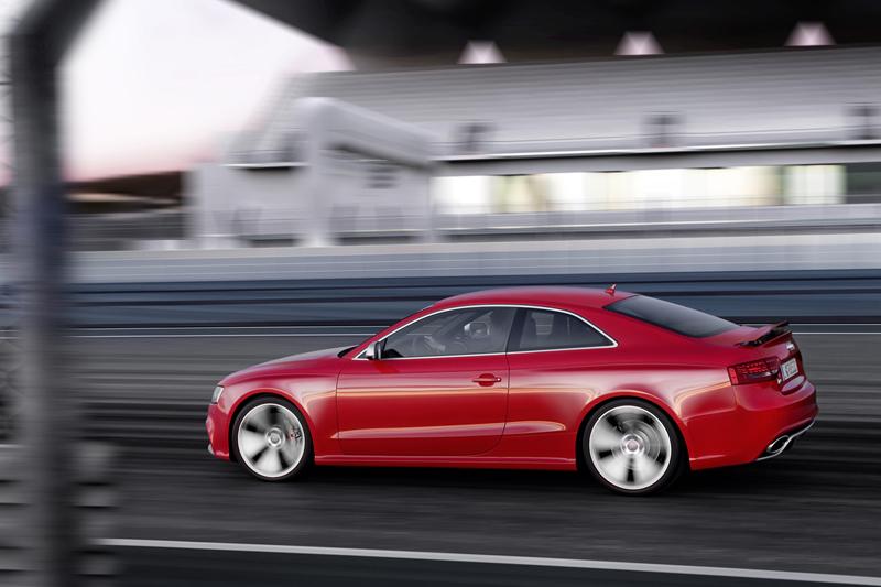Foto Perfil Audi Rs5 Cupe 2010