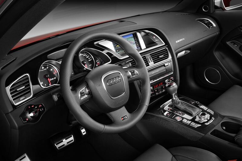 Foto Salpicadero Audi Rs5 Cupe 2010