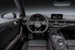 Foto Salpicadero Audi Rs5 Cupe 2017
