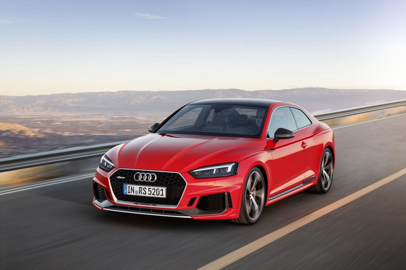 Foto Exteriores Audi Rs5 Cupe 2017