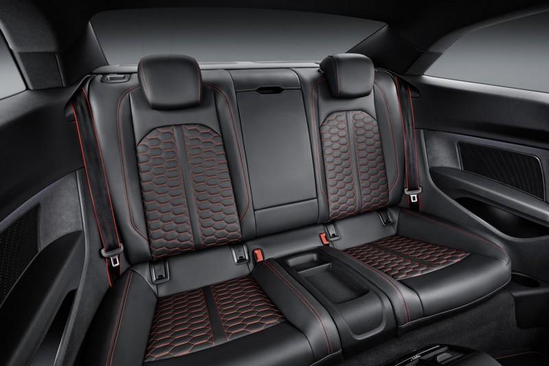 Foto Interiores Audi Rs5 Cupe 2017