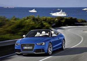 Foto Exteriores (1) Audi Rs5 Descapotable 2012