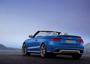 Foto Exteriores (12) Audi Rs5 Descapotable 2012