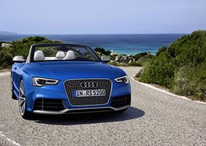 Foto Exteriores (4) Audi Rs5 Descapotable 2012