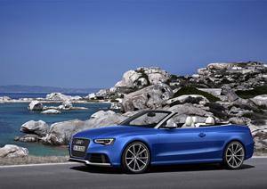 Foto Exteriores (5) Audi Rs5 Descapotable 2012