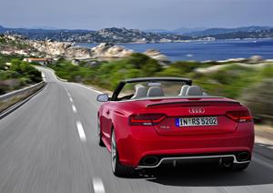Foto Exteriores (8) Audi Rs5 Descapotable 2012