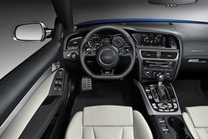 Foto Interiores (3) Audi Rs5 Descapotable 2012