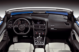 Foto Salpicadero Audi Rs5 Descapotable 2012