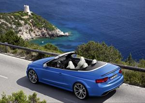 Foto Trasera Audi Rs5 Descapotable 2012