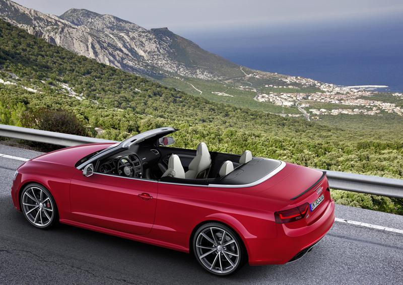 Foto Exteriores (10) Audi Rs5 Descapotable 2012