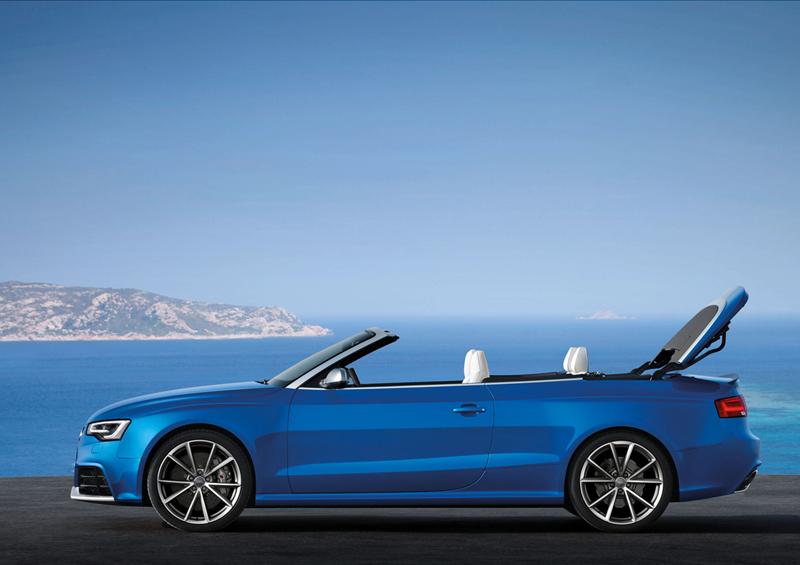 Audi RS5 Cabrio 2012
